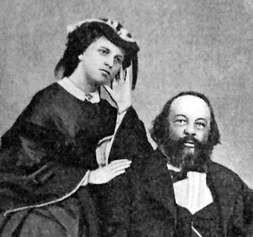 Bakunin Und Antonija Kwiatkowska