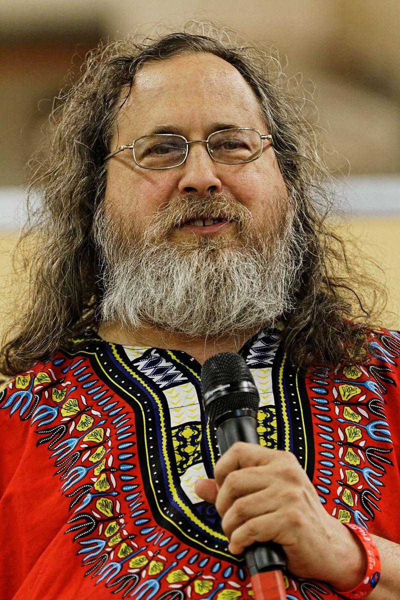 Richard Stallmann 2014