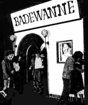 Ein surrealistisches Künstlerkabarett der frühen Nachkriegszeit