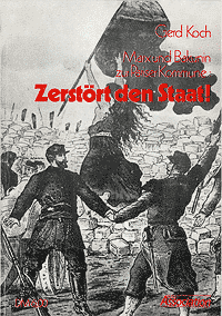 Gerd Koch Zerstört Den Staat