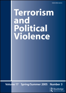 Buchcover: Terrorism and Political Violence