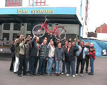 Strike Bike Team